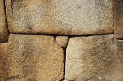 устанавливать incas Стоковая Фотография