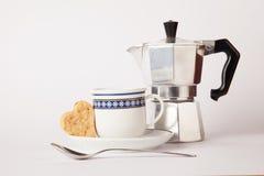 Установите завтрак Стоковое фото RF