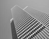 Установите здание Мари ville Стоковое фото RF