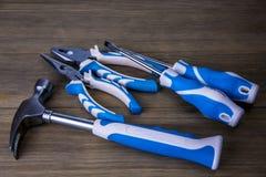 установите инструменты Стоковое фото RF