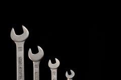 установите ключи Стоковое Изображение RF