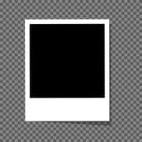Установите рамки фото для изданий Стоковые Изображения