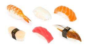 установите суши стоковое фото rf