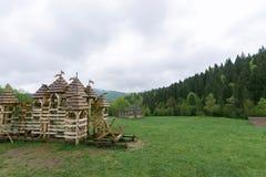 Установите для играющих рол игр Tolkienists Стоковые Изображения
