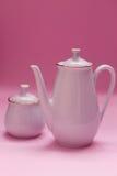 Установите для чаепития Стоковые Фото