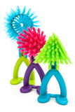 Установите brushs dishwashing Стоковое Изображение RF