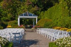Установка для свадьбы Стоковое Изображение