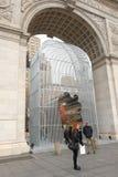 Установка искусства Ai Weiwei стоковое изображение rf