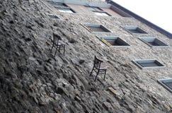 Установка от стульев Стоковые Изображения RF