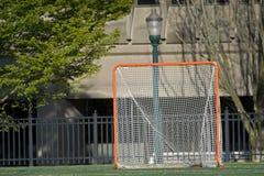 установка парка lacrosse цели города Стоковая Фотография RF