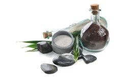 Установка песка и камушков и стекла Стоковая Фотография RF