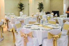 Установка Hall свадьбы Стоковые Изображения RF