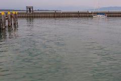 установки пристани и гавани стоковое фото rf