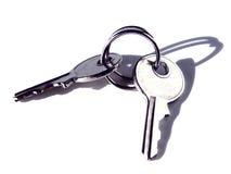 установленные ключи стоковые изображения rf