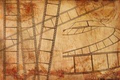установленные пленки cine стоковые фото