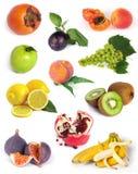 установленные плодоовощи стоковое фото rf