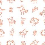 Установленные поздравительые открытки ко дню рождения Стоковое Изображение