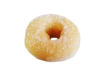 Установленные Donuts изолированными на белой предпосылке бесплатная иллюстрация