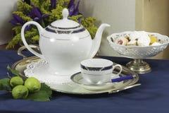 установленный чай 2 Стоковые Фотографии RF