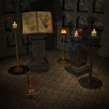 установьте ритуалы Стоковое фото RF