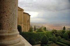 установьте tuscan Стоковые Изображения