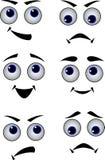 установленные глаза Стоковая Фотография RF