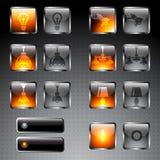 Установленные светильники бесплатная иллюстрация