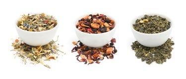 установленный чай 2 Стоковые Изображения RF
