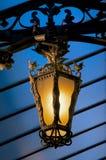 Устарелый фонарик Стоковые Изображения RF