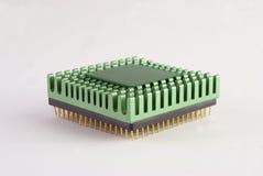 устройство обработки данных компьютера Стоковые Фотографии RF