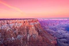 Уступчик грандиозного каньона Стоковые Фотографии RF