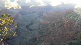 Уступчик грандиозного каньона Стоковое фото RF