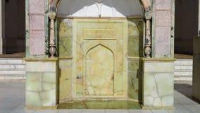 Усыпальница в мечети видеоматериал