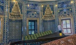 Усыпальница жены Hurrem Suleyman в Стамбуле, Турции Стоковые Изображения RF