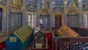 Усыпальница жены Hurrem Suleyman в Стамбуле, Турции Стоковые Фотографии RF