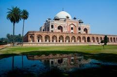 усыпальница Индии новая s humayun delhi Стоковое фото RF