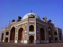 усыпальница Индии humayun delhi Стоковое Изображение