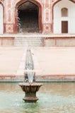 усыпальница Индии s humayun фонтана delhi Стоковое Фото