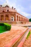 усыпальница Индии s humayun delhi Стоковое Изображение RF