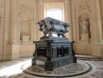 Усыпальница Наполеона Стоковые Изображения