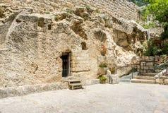 Усыпальница сада в Иерусалиме, Израиле Стоковые Изображения