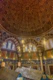 Усыпальница турецкого султана Suleyman в Стамбуле, Турции Стоковые Изображения RF