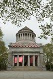 Усыпальница grant, известная как общий мемориал Grant национальный, место последнего упокоения Ulysses s Grant 1822†«1885, восе стоковое фото rf
