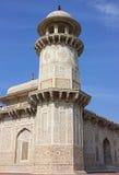 Усыпальница Itmad-Ud-Daulahs (taj младенца) в Агре, Pr Uttar Стоковые Изображения RF