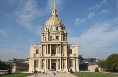 усыпальница napoleon paris s Стоковая Фотография