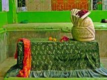 усыпальница sufi, Синд, Пакистан Стоковые Изображения RF