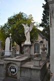 Усыпальницы в старом cementery в Пуэбла City6 Стоковая Фотография RF