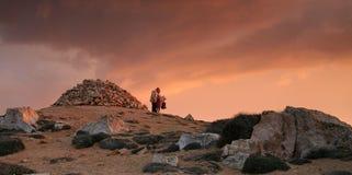 усыпальницы королей Стоковые Фото