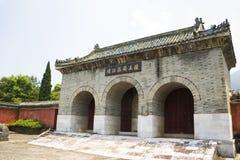 усыпальницы guilin jingjiang фарфора королевские Стоковое фото RF