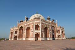 усыпальница Индии новая s humayun delhi Стоковое Фото